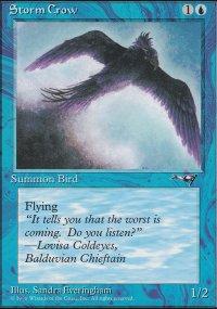 Storm Crow 1 - Alliances
