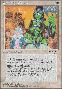 Unlikely Alliance - Alliances
