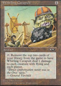 Whirling Catapult - Alliances