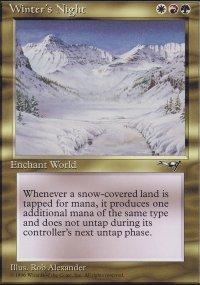 Winter's Night - Alliances