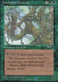 Yavimaya Ancients 1 - Alliances