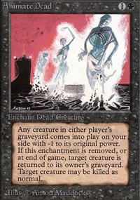 Animate Dead - Limited (Alpha)