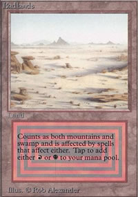 Badlands - Limited (Alpha)