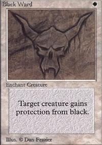 Black Ward - Limited (Alpha)