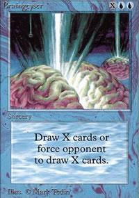 Braingeyser - Limited (Alpha)