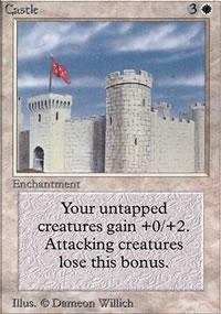 Castle - Limited (Alpha)