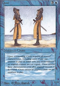 Clone - Limited (Alpha)