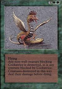 Cockatrice - Limited (Alpha)