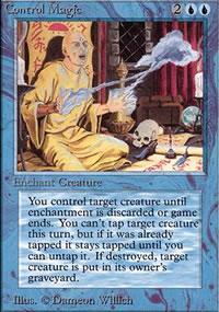 Control Magic - Limited (Alpha)