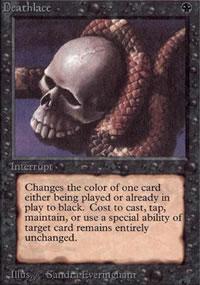Deathlace - Limited (Alpha)