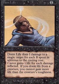 Drain Life - Limited (Alpha)