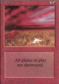 Flashfires - Limited (Alpha)