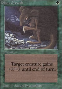 Giant Growth - Limited (Alpha)