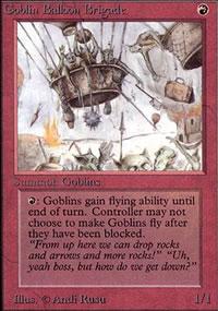 Goblin Balloon Brigade - Limited (Alpha)