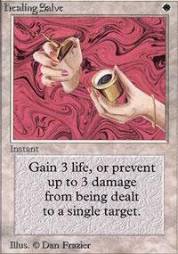 Healing Salve - Limited (Alpha)