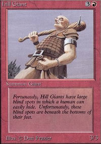 Hill Giant - Limited (Alpha)