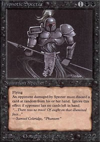 Hypnotic Specter - Limited (Alpha)