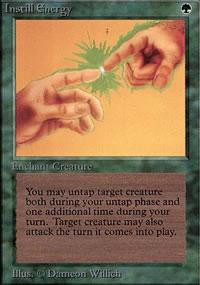 Instill Energy - Limited (Alpha)
