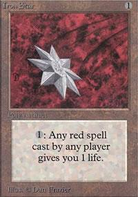 Iron Star - Limited (Alpha)