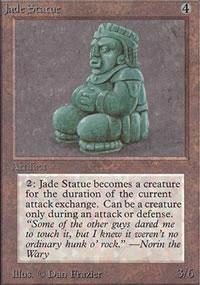 Jade Statue - Limited (Alpha)