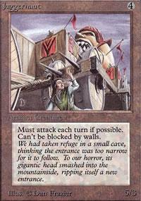 Juggernaut - Limited (Alpha)