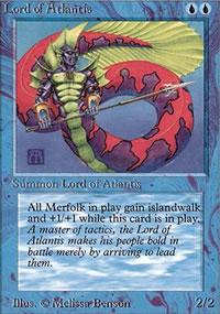 Lord of Atlantis - Limited (Alpha)