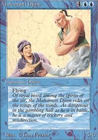 Mahamoti Djinn - Limited (Alpha)