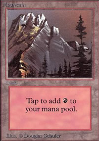 Mountain 1 - Limited (Alpha)