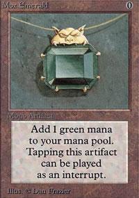 Mox Emerald - Limited (Alpha)
