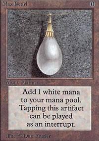 Mox Pearl - Limited (Alpha)