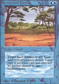 Phantasmal Terrain - Limited (Alpha)