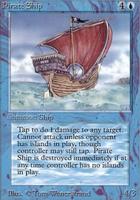 Pirate Ship - Limited (Alpha)