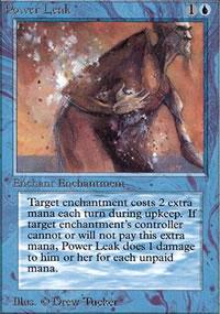 Power Leak - Limited (Alpha)