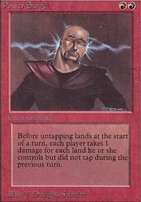Power Surge - Limited (Alpha)