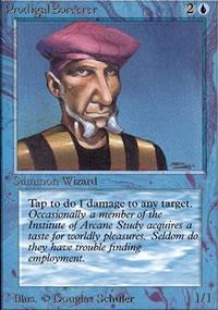 Prodigal Sorcerer - Limited (Alpha)