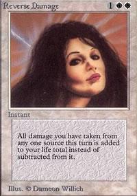 Reverse Damage - Limited (Alpha)