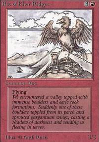 Roc of Kher Ridges - Limited (Alpha)