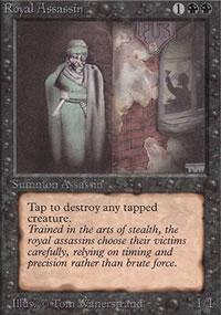 Royal Assassin - Limited (Alpha)