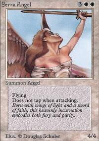 Serra Angel - Limited (Alpha)