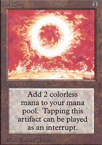Sol Ring - Limited (Alpha)