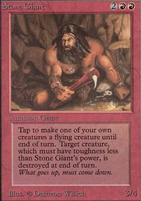 Stone Giant - Limited (Alpha)