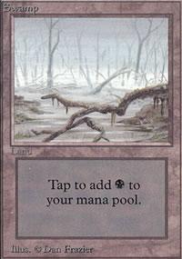 Swamp 1 - Limited (Alpha)