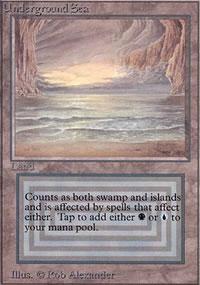 Underground Sea - Limited (Alpha)