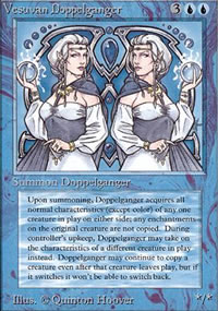 Vesuvan Doppelganger - Limited (Alpha)