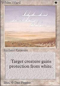 White Ward - Limited (Alpha)