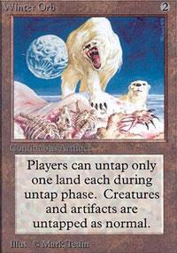 Winter Orb - Limited (Alpha)