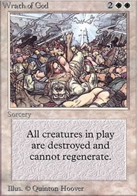 Wrath of God - Limited (Alpha)