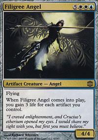 Filigree Angel - Alara Reborn