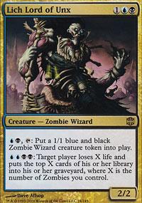 Lich Lord of Unx - Alara Reborn