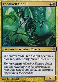 Vedalken Ghoul - Alara Reborn